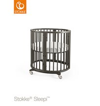 Stokke Sleepi Mini, hazy grey