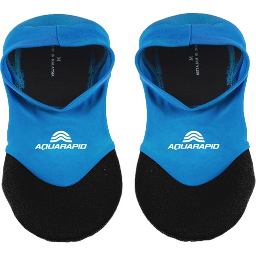 Aquarapid neosocks badstrumpa antihalk blå, stl 24-25