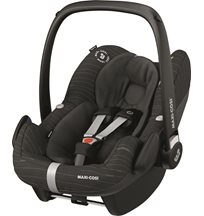 Maxi-Cosi Pebble Pro i-size, scribble black