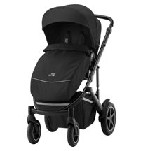 Britax Smile 3 footsack, space black