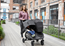 Baby Jogger City Mini GT 2 Dubbel, jet