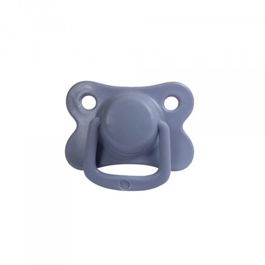 Filibabba napp silikon 6m+ 2-pack, powder blue