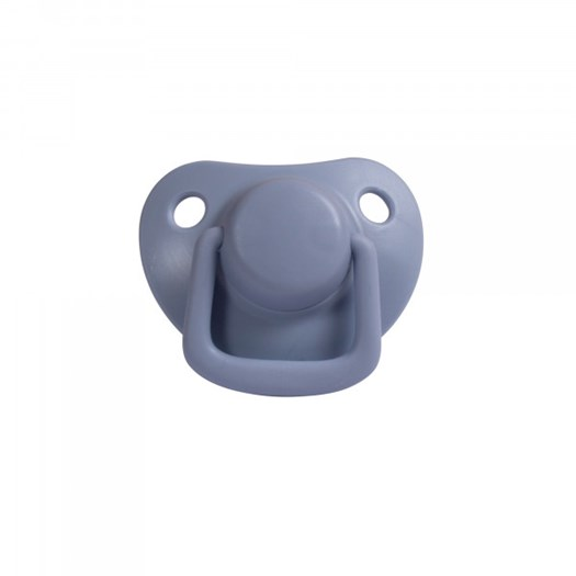 Filibabba napp silikon 0-6m 2-pack, powder blue