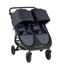 Baby Jogger City Mini GT 2 Dubbel, carbon