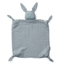 Liewood snuttefilt Agnete, rabbit sea blue