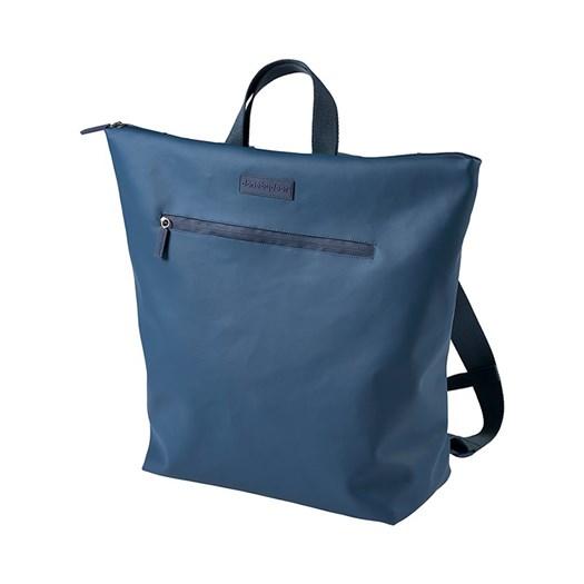 Done by Deer skötväska ryggsäck, dark blue