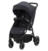 Britax B-Agile R, black shadow/black