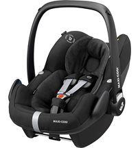 Maxi-Cosi Pebble Pro i-size, essential black