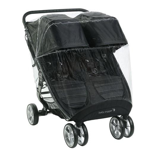 Baby Jogger regnskydd City Mini GT2 dubbel