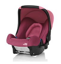 Britax Römer Baby-safe, wine rose