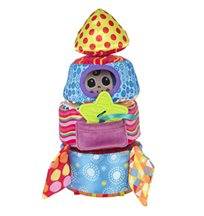 Lamaze stacking starseeker