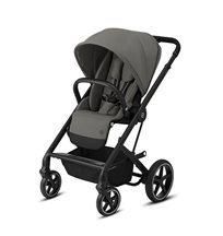 Cybex Balios S Lux sittvagn soho grey/svart chassi