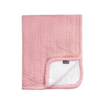 Vinter&Bloom filt Cuddly, dusty rose