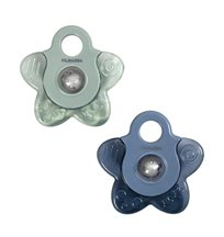 Filibabba bitring cooling star 2-pack, blue mix