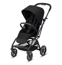 Cybex Eezy S Twist+ 2, deep black