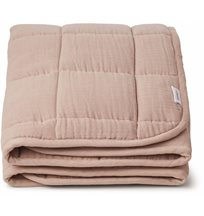 Liewood quiltad filt Mette, rose