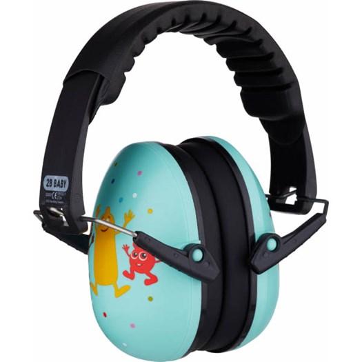 2B Baby hörselskydd för barn Babblarna