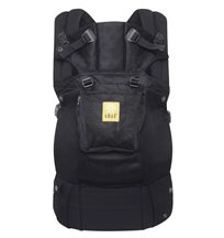 LILLEbaby bärsele Complete Airflow, black