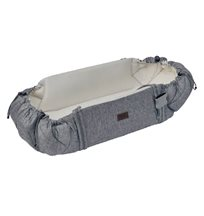 Najell babynest SleepCarrier volume 2, morning grey