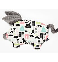 La Millou sleepy pig, hipster grey