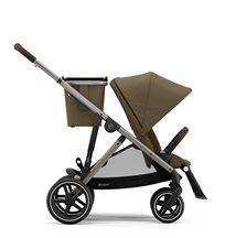Cybex Gazelle S sittvagn classic beige/silvrigt chassi