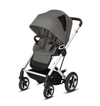 Cybex Talos S Lux sittvagn soho grey/silvrigt chassi