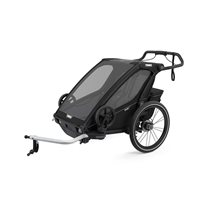 Thule Chariot Sport 2 cykelvagn 2021, midnight black