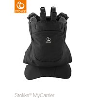 Stokke MyCarrier Back Carrier, black