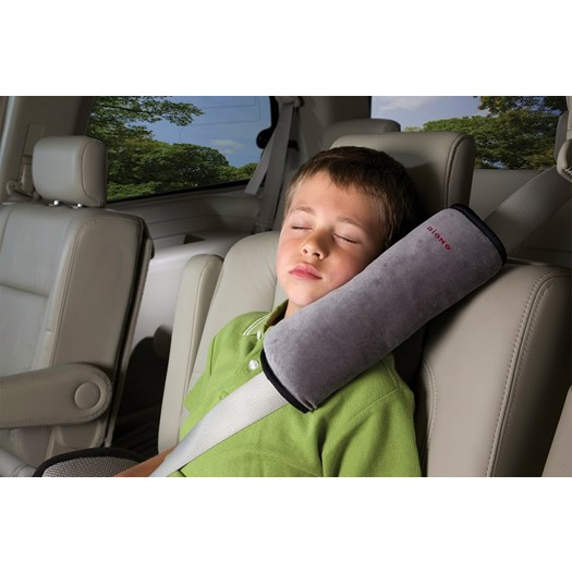 Diono Seat Belt Pillow, grå