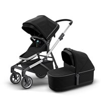 Thule Sleek duovagn, midnight black