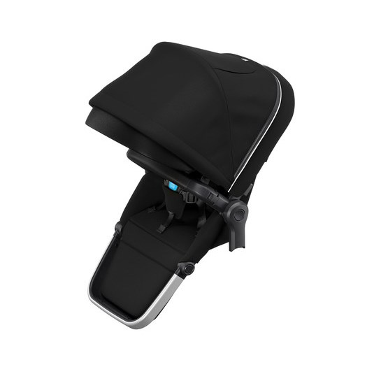 Thule Sleek syskonsits, midnight black